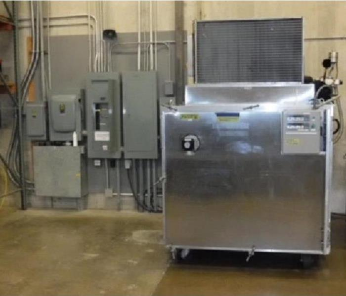 Photo of portable document vacuum freeze drying machine