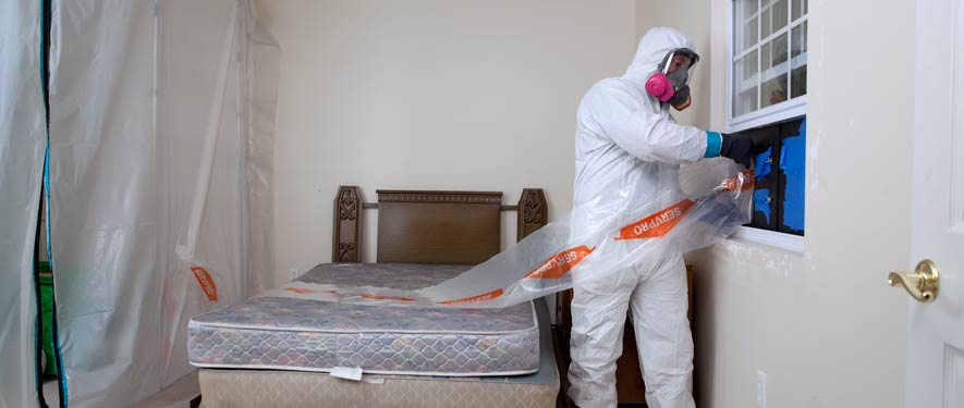 Dubuque, IA biohazard cleaning
