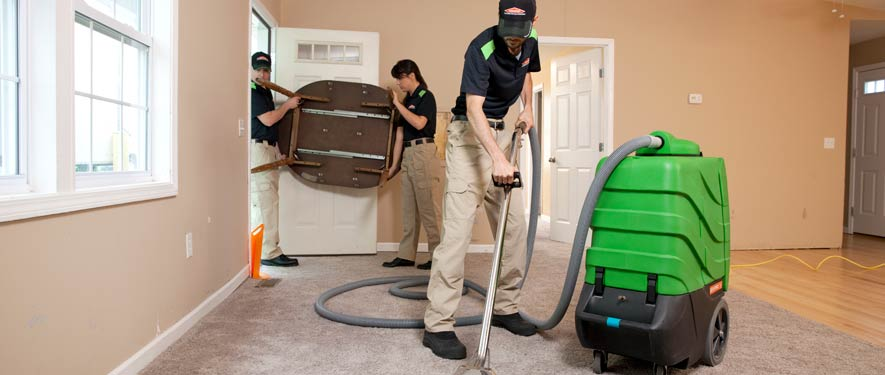 Dubuque, IA residential restoration cleaning
